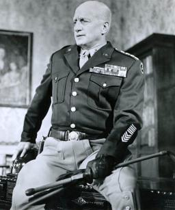 ΗΠΑ στρατιωτικό διοικητή George Smith Patton