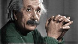 Ο φυσικός Αλβέρτος Αϊνστάιν