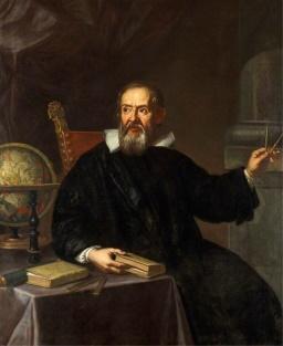 Ιταλός φυσικός Galileo